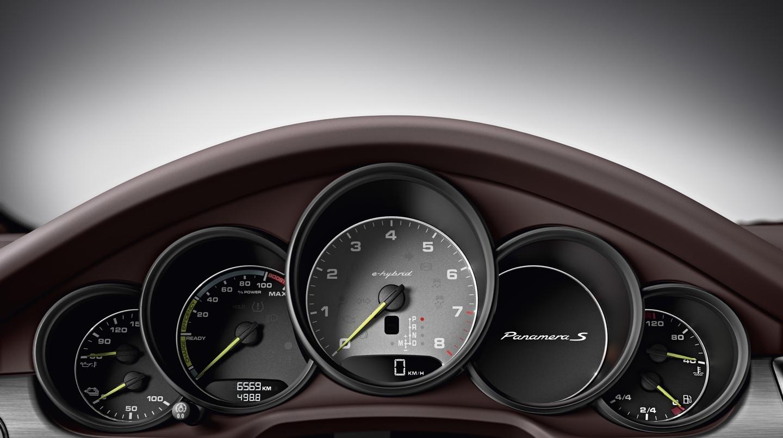 Foto de Porsche Panamera S E-Hybrid (10/11)