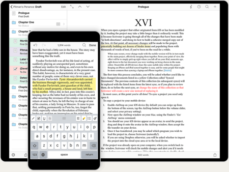 Scrivener celebra su décimo aniversario con descuentos en todas sus versiones