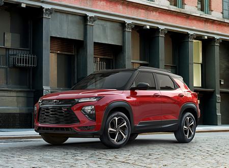 El Chevrolet Trailblazer 2021 vuelve como un SUV entre Trax y Equinox