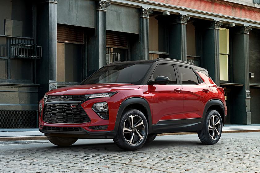 Chevrolet Trailblazer 2021: Primeras imágenes del nuevo SUV