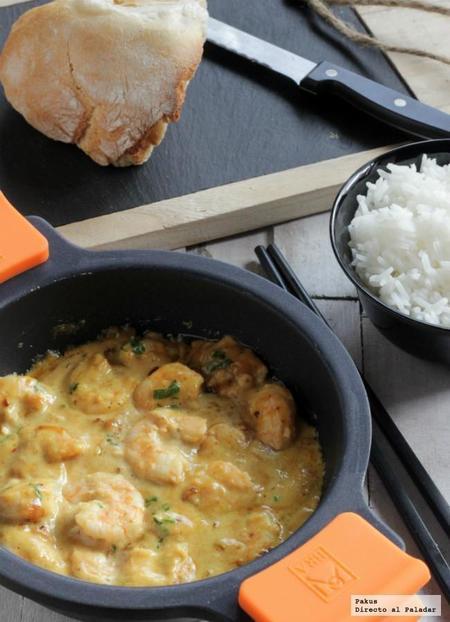650 1000 Curry De Langostinos Y Cacahuetes 1