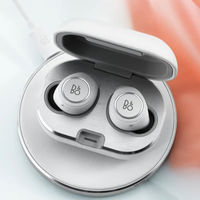 Beoplay E6 Motion y E8 Motion: el color blanco inmaculado llega a dos de los auriculares más conocidos de Bang & Olufsen