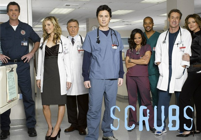 Scrubs 002