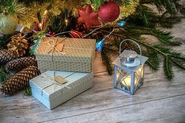 En Navidad, ¡cuidado con las velas!