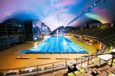 Olympia Schwinhalle Munich