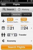 Aplicaciones viajeras para el iPhone: Kayak