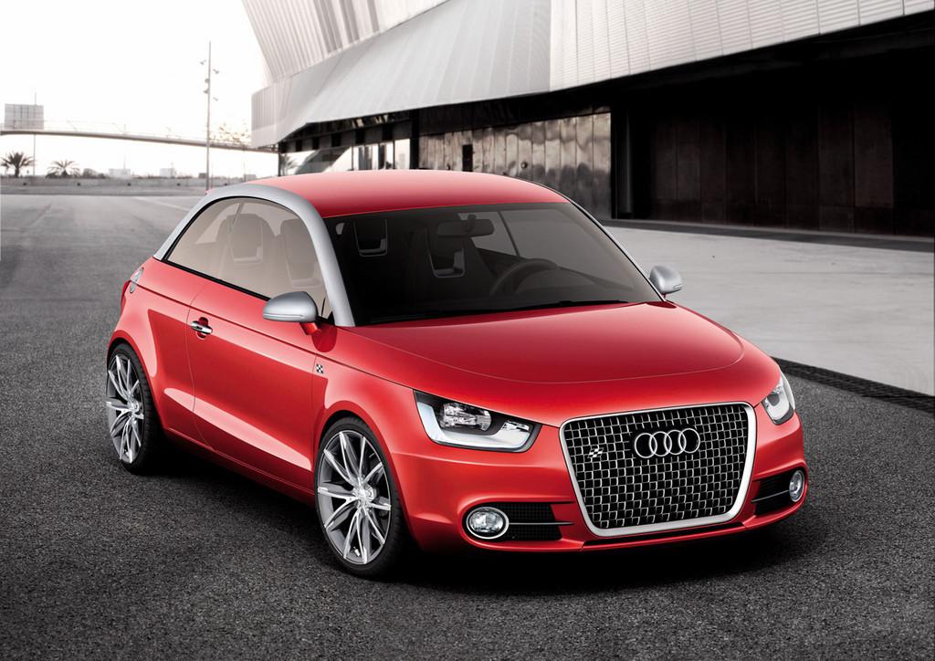 Foto de Audi A1 Metroproject Quattro Concept (13/35)