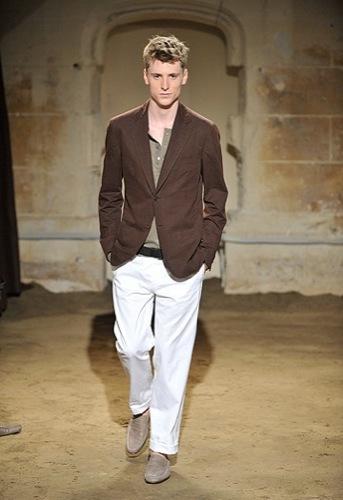 Hermès, Primavera-Verano 2010 en la Semana de la Moda de París