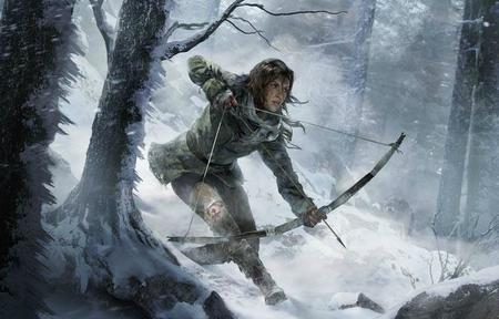 La exclusiva temporal de Rise of the Tomb Raider es una respuesta a Uncharted