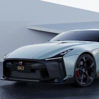 La versión de producción del Nissan GT-R50 Italdesing ya está lista para su entrega