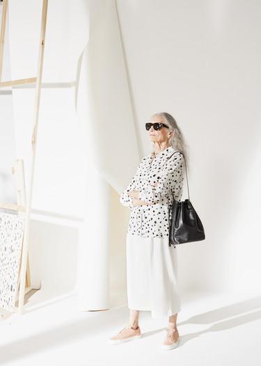 Las abuelas están dando marcha a la moda