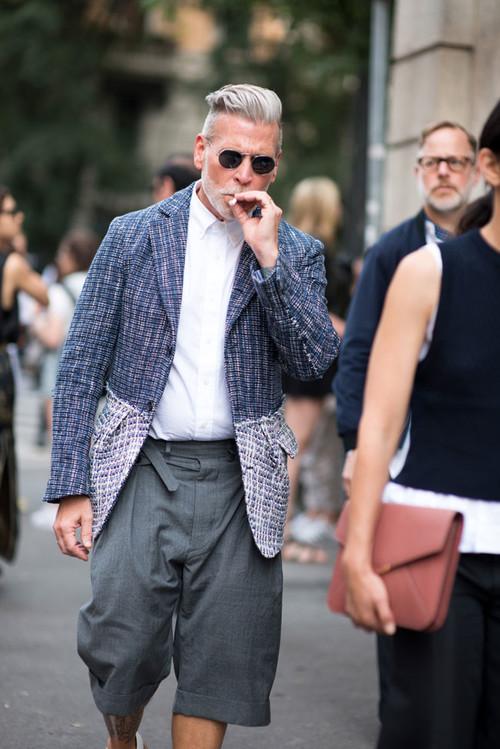 El mejor street-style de la semana: las americanas son para el otoño