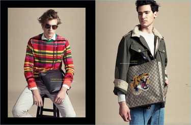 Memorándum Fashion: El bolso masculino