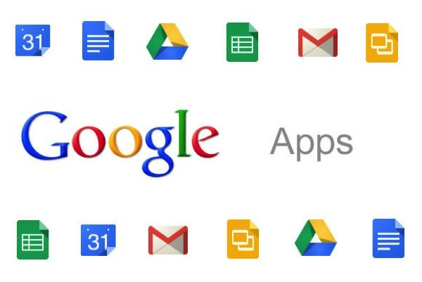 Google Apps Intro Slide 100014668 Gallery