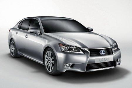 Lexus GS 450h 2013: Más prestaciones, menor consumo