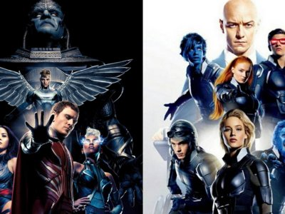 'X-Men: Apocalipsis', nuevos carteles del final de la etapa con Fassbender, McAvoy y Lawrence