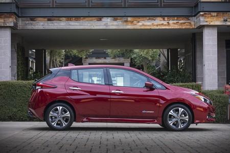 Nissan Leaf Precio Y Versiones En Mexico 3