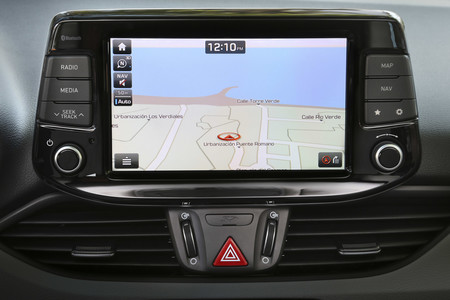 Hyundai i30 2017, prueba contacto