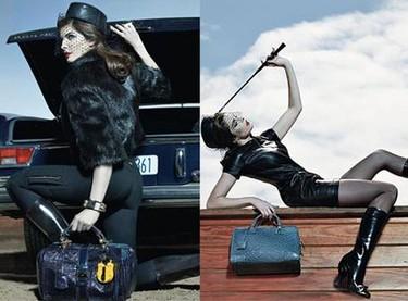 Campaña publicitaria de Loewe otoño-invierno 2008/2009