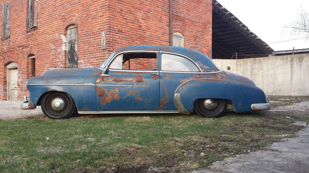 Foto de 1949 Chevrolet DeLuxe (21/22)