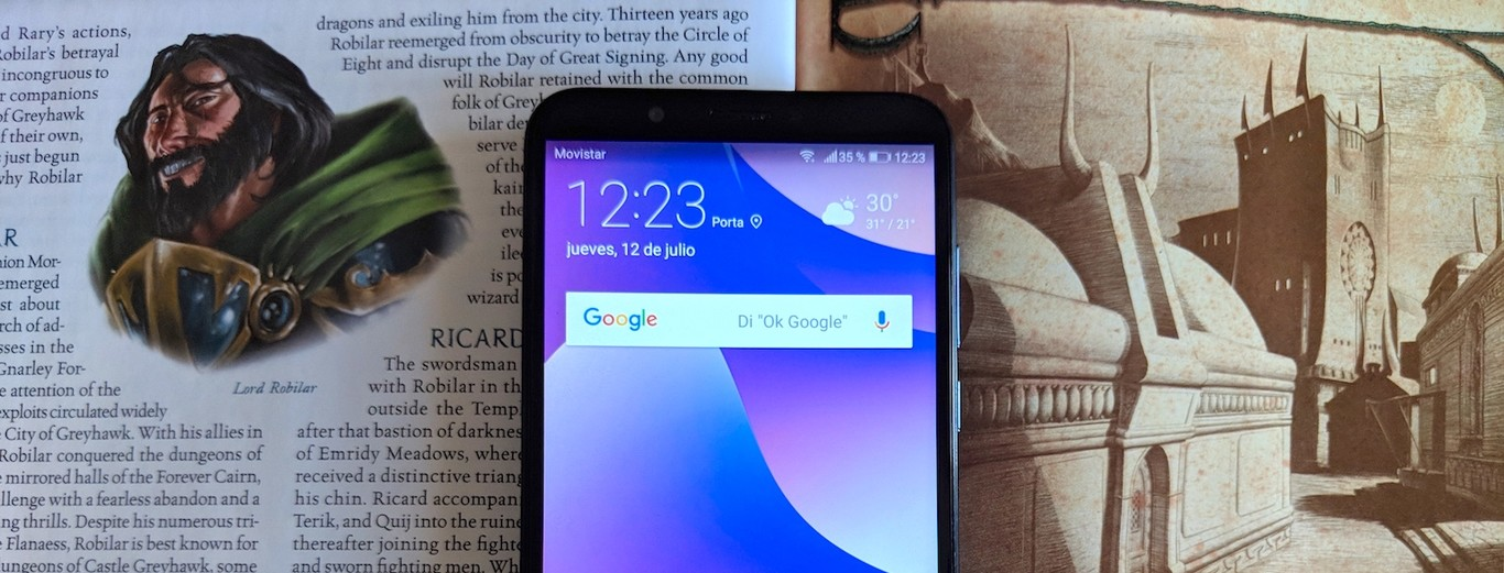 a08c417de5 Huawei Y7 Prime 2018, análisis: review con características, precio y  especificaciones