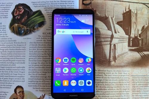 Huawei Y7 Prime (2018), análisis: modo retrato y reconocimiento facial para diferenciarse en la gama de entrada