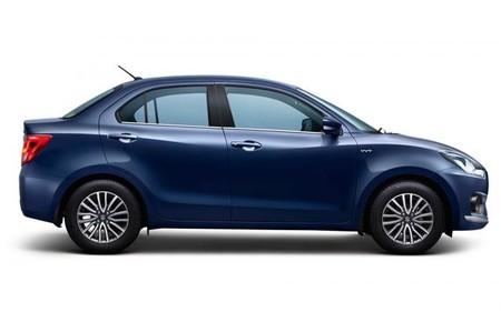 Suzuki Maruti Dzire, existe un Swift sedán en India y acaba de presentar su nueva generación