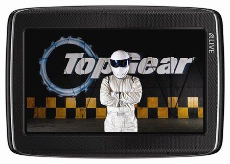 TomTom GO LIVE Top Gear, Clarkson te guiará