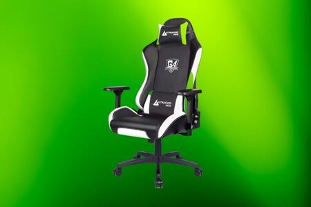 Esta silla gaming robusta y con alta ajustabilidad de GTRACING es un chollo en Amazon con este cupón: 139 euros con envío gratis