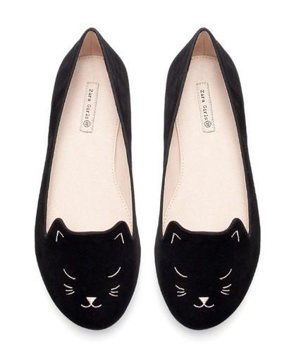slippers gato
