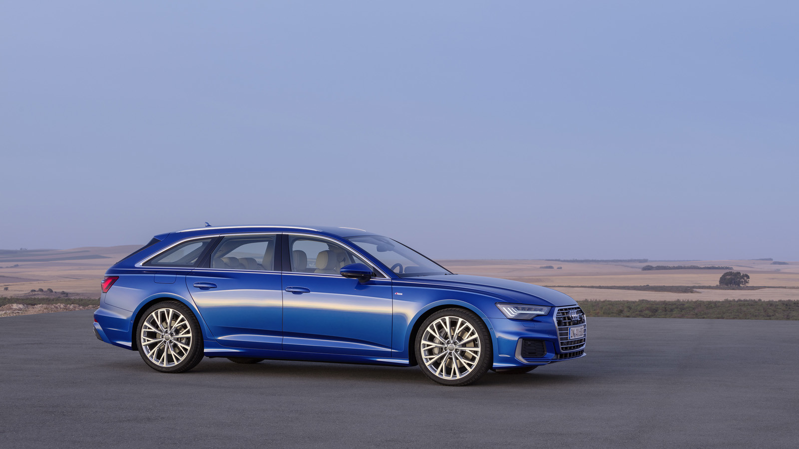 Foto de Audi A6 Avant 2018 (18/23)