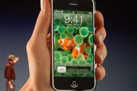 6a3b251ba4f [MacWorld 2007] Apple confirma el iPhone