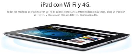 El nuevo iPad no es compatible con las redes LTE europeas