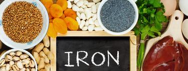Si quieres absorber más hierro, sigue estas pautas dietético-nutricionales