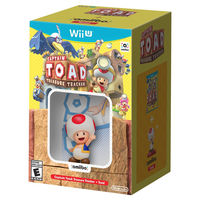 Captain Toad and Amiibo Toad