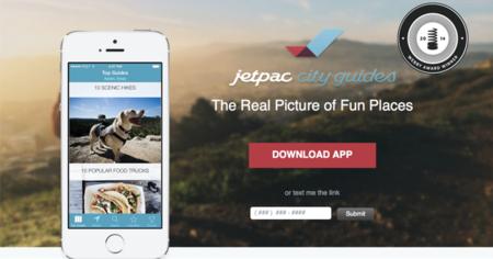 Jetpac, usando las fotos de Instagram para recomendarte lo mejor de la ciudad