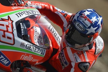 Nicky Hayden renueva con Ducati para el 2013