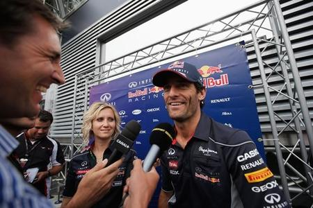"Mark Webber: ""Fernando Alonso y Kimi Räikkönen harían una pareja increíble en Ferrari"""