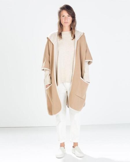 Claves de estilo para ir de shopping: ¿ya tienes tu poncho?