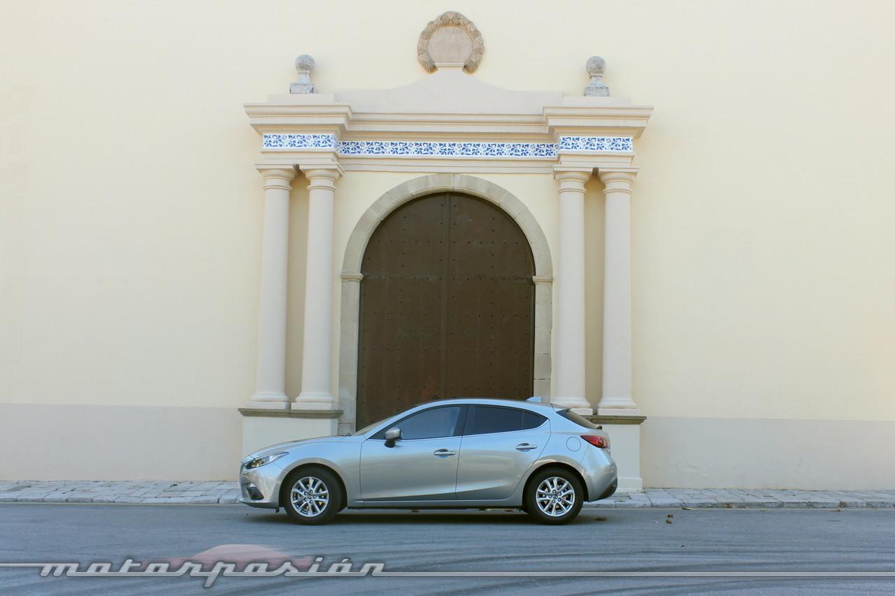 Foto de Mazda3 2013, presentación y prueba (11/61)