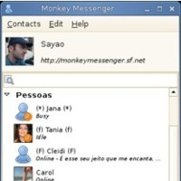 Monkey Messenger, cliente de MSN Messenger en .NET