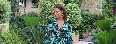 Los tres looks de Paula Echevarría que son perfectos para lucir todo el verano de la mañana a la noche