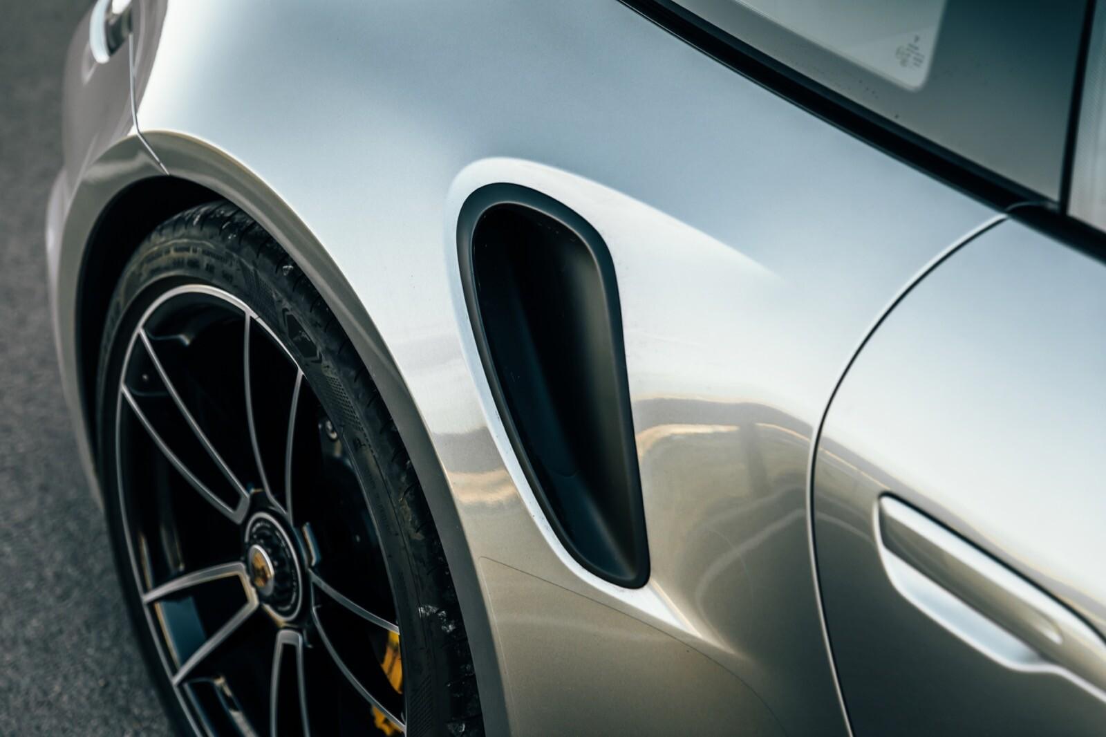 Foto de Porsche 911 Turbo S (Prueba) (28/45)