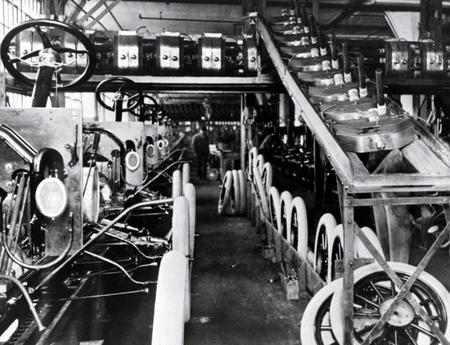 1913 Ford Highland