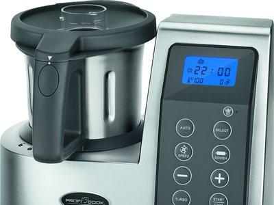 Si quieres que cocinen por ti este robot de cocina Proficook MKM 1074 está en Amazon por 124,99 euros