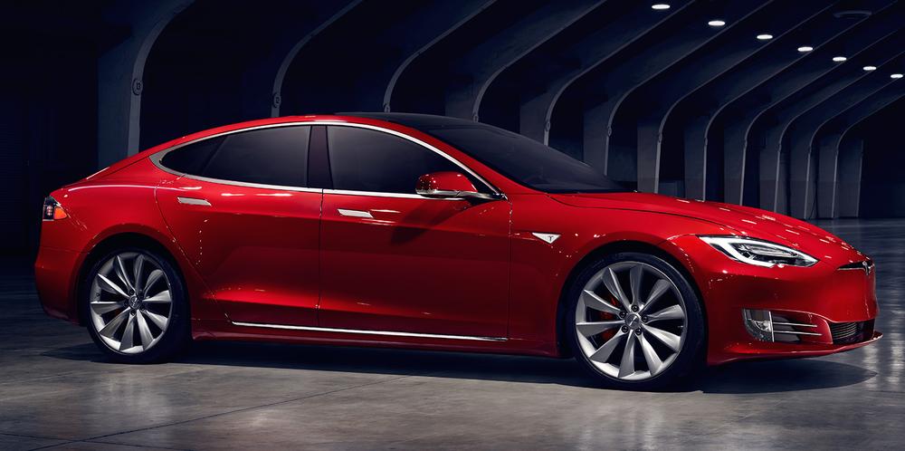 Foto de Tesla Model S (8/9)