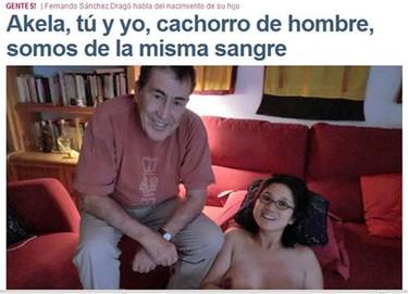 ¿Por qué el parto casero de la mujer de Sánchez Dragó ha generado tanta polémica?