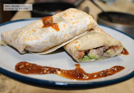 Burrito estilo libre c m d a