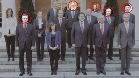 Dimisiones De Gobierno Rajoy