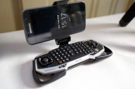 Galaxy S7 Mando Juegos